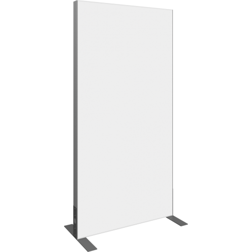 Vector Frame Monitor Kiosk 02 - Single Sided Monitor Mount