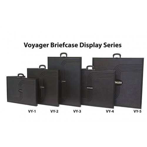 Voyager Supreme Folding Panel Display