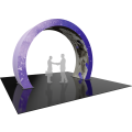 Formulate 12.5ft Arch 06 Tension Fabric Structure